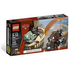 New - LEGO Cars Agent Maters Escape 9483 - Sealed