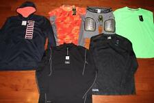 UNDER ARMOUR NIKE MENS SHIRTS HEATGEAR TOPS PUMA HOODIE NIKE COMPRESSION XXL NWT