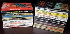 Damon Knight large Lot of 19 science fiction paperbacks