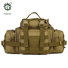 Professional Tactical Military Waist Bag Sports Hiking Molle Walking Fanny Pack