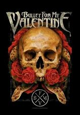 * BULLET FOR MY VALENTINE - SERPANT ROSES LOGO - OFFICIAL TEXTILE POSTER FLAG