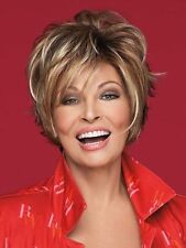 SALON COOL Wig by RAQUEL WELCH, ANY COLOR! Memory Cap, Lace Front Mono Top, NEW!