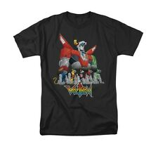 VOLTRON DEFENDER OF THE UNIVERSE LIONS MENS T SHIRT SMALL TO 5XL