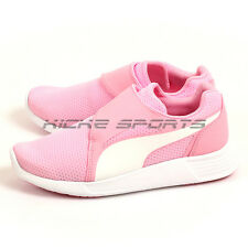 Puma ST Trainer Evo AC Soft Fluo Pink-White 362397 05 Breathable Running Shoes