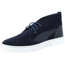 PUMA BY HUSSEIN CHALAYAN MENS URBAN MOBILITY MOTUS SNEAKERS NAVY BLUE 350696 02