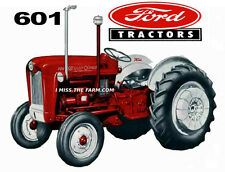 FORD 601 Tractor tee shirt