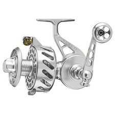 BUY A VAN STAAL X SERIES SILVER POLISHED SPINNING REEL AND GET FREE BRAIDED LINE