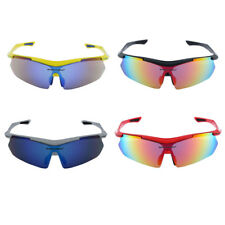 Unisex Riding Polarized Sports Sunglasses Goggles Lens Cycling Glasses