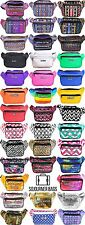 Custom Fanny Packs Personalized many designs *FREE SHIPPING* by SoJourner Bags