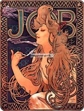 ALPHONSE MUCHA Job Cigarette Papers, New Giclee Print Poster Art Nouveau
