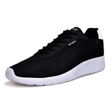 Men Big Size Light Running Shoes Breathable Non Slip Casual Sports Outdoor Shoes
