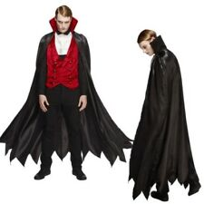 Smiffy's Mens Fever Vampire Gothic Dracula Halloween Fancy Dress Costume Outfit