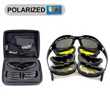 Daisy C5 Military Tactical Goggles Sunglasses Polarized Lenses Glasses
