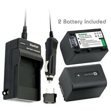NP-FV70 Battery& Normal Charger for Sony HDR-CX160 CX190 CX200 CX210 CX220 CX230