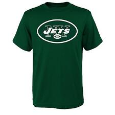 YOUTH New York Jets NFL primary logo T Shirt Green