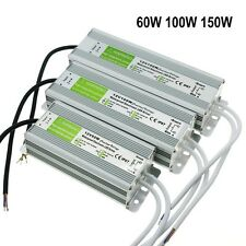 DC12V 150W-200W Electronic LED Driver IP67 Waterproof Outdoor  Power Supply