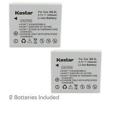 Kastar NB-4L Battery forCanon PowerShot SD600, SD630, SD750, SD780 IS, SD940 IS