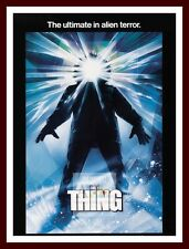 The Thing     Iconic & Cool Movie Poster Vintage & Classic Film