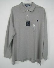 Polo Ralph Lauren mens polo shirt classic fit mesh big and tall size 4XB NEW