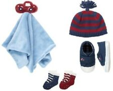 Gymboree Little Pick Up Truck Blanket Toy Lovey Shoes Socks Hat NWT