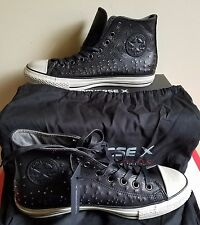 NEW CONVERSE BY JOHN VARVATOS CHUCK TAYLOR ALL ALL STAR MINI STUD HI US 7---13.
