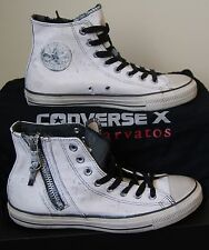 NEW  CONVERSE BY JOHN VARVATOS CHUCK TAYLOR ALL STAR SIDE ZIP  HI US 7--10