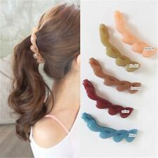 Beautiful Horsetail Hair clips Banana Clips claw clamps Hair Grip women girls UK