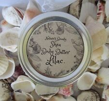 All Natural Shea Butter: Spa Gift Body Butter with Essential Oil Scents