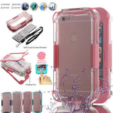 Waterproof Dirtproof Protective Case Full Cover For Apple Iphone 6S Plus 5S 5 SE