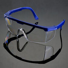 Vented Safety Goggles Glasses Eye Protection Protective Lab Anti Fog Clear GS
