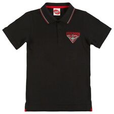 AFL Essendon Bombers Baby Toddlers Polo Top Clothing
