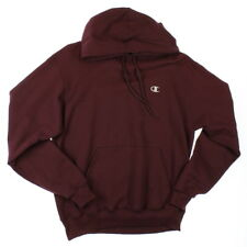 Champion 1648 Athletic Running Gym Mens Authentic Eco Fleece Hoodie Ultra Marine