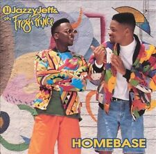 Homebase 1991 by DJ Jazzy Jeff & Fresh Prince . Disc Only/No Case