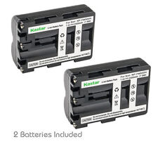 Kastar NP-FM500H Battery for Sony DSLR-A300K/N A350 A350B A350H A350K A350X