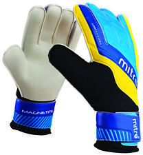 Mitre Magnetite Goalkeeper Gloves - Football Protection Game Match Training