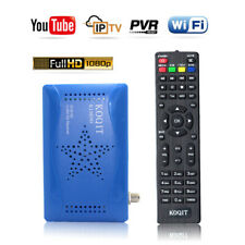 DVB-S2 MPEG-4 HD AC3 Digital Satellite Receiver + USB WIFI Youtube Key Decoder