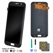 LCD Display Touch Screen Digitizer Replacement for Samsung Galaxy A7 (2017) A720