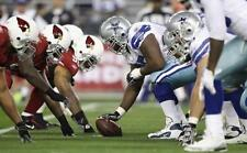 1 to 9 Arizona Cardinals vs Dallas Cowboys Group Tickets 9/25 Sec 449 Row 2 MNF