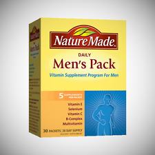 Nature Made Daily Men's Pack - 30 Packets