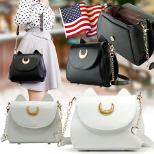 Women's Ladies Shoulder Bag Tote Satchel Hobo CrossBody Handbag Faux Leather