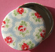 Cath Kidston Fabric Covered Compact Pocket Mirror