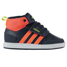 Boys adidas Hoops Mid Trainers Kids size uk 4-9 New In Box -