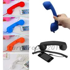 1PCS Cell Phone Handset Receiver Retro Classic Telephone For Android IPhone UK