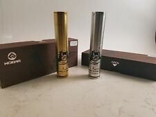 Turtle Ship V3 Mechanical MOD Clone Brass or Stainless (HCIGAR)- US - FREE SHIP!