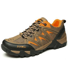 Men's Hiking Shoes Outdoor Trail Sneakers Summer Climbing Moutain Shoes