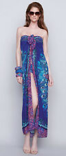 GOTTEX Collection Exotic Peacock Full Length Sarong BNWT