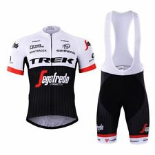 TREK SEGRAFEDO Cycling Jersey Bib Set Kit Shorts Shirt Ropa Ciclismo MTB Maillot