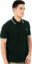 Fred Perry Men's Twin Tipped Polo Shirt-m1200 - Choose SZ/Color