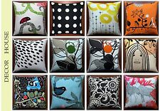 "Colorful Pillow case Cushion Cover Decorative Pillowcases 15""x15"" cotton"