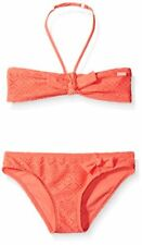 Roxy Girls' Girly Bandeau Set Two Piece Swimsuit - Choose SZ/Color